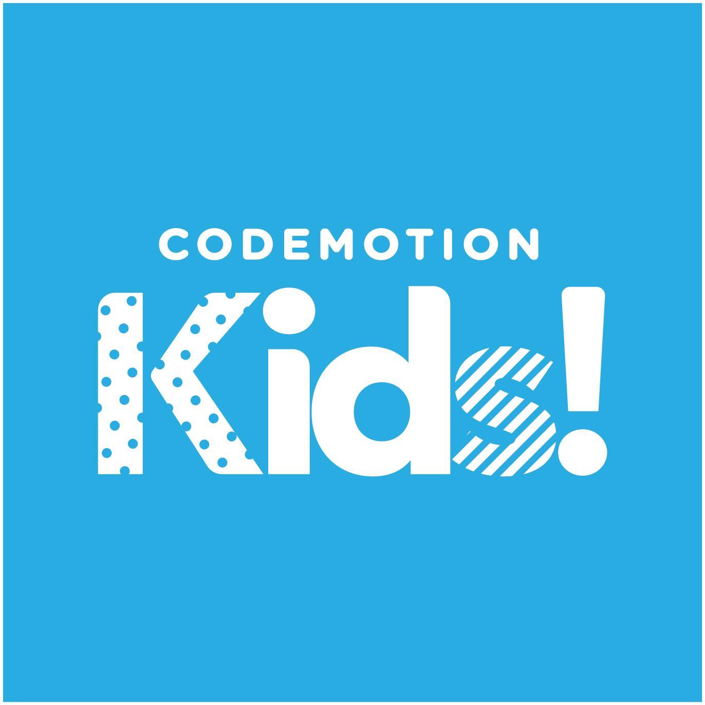 Codemotion Kids - La scuola di tecnologia