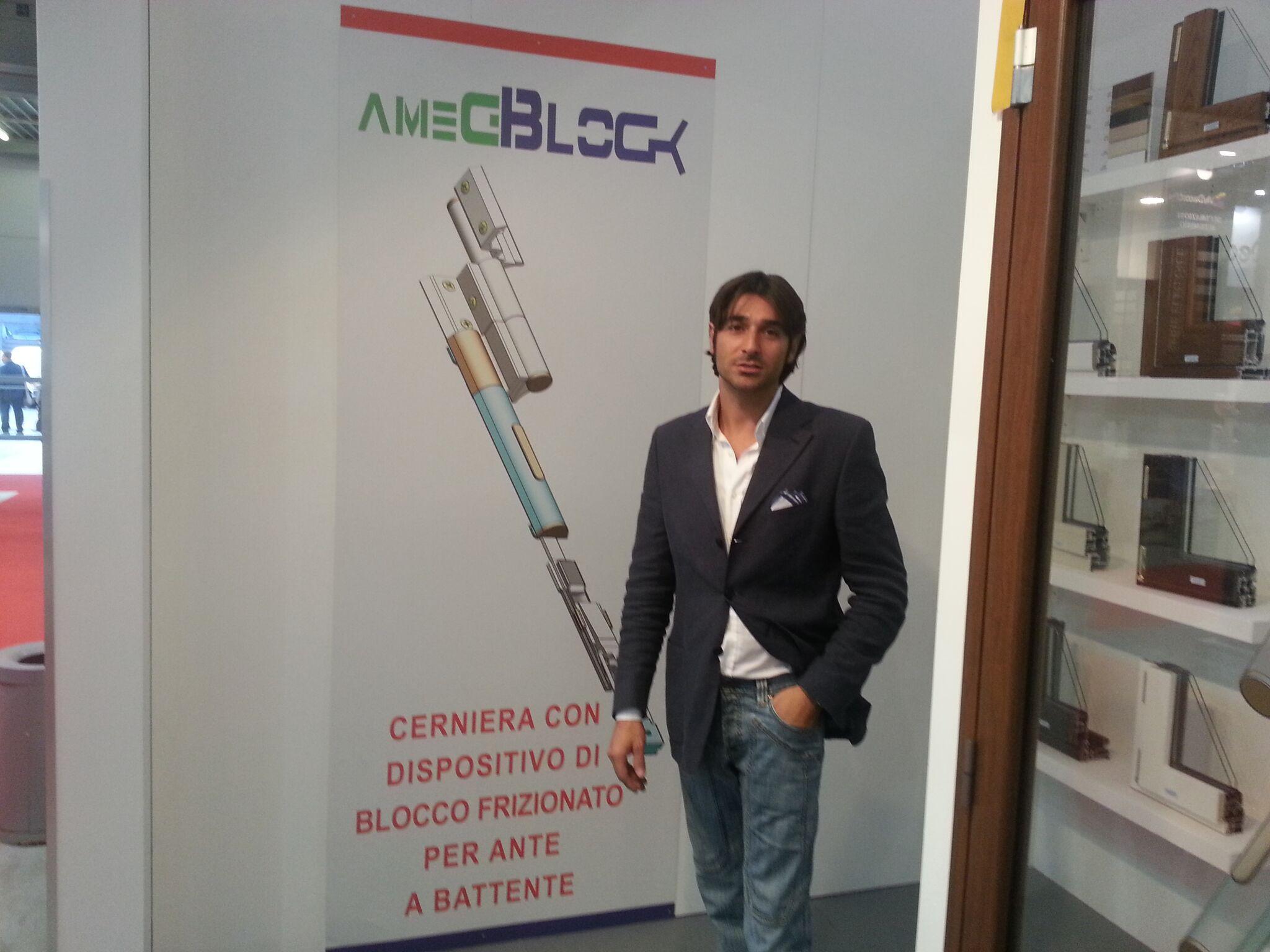 DemaBlock (abs) per serramenti