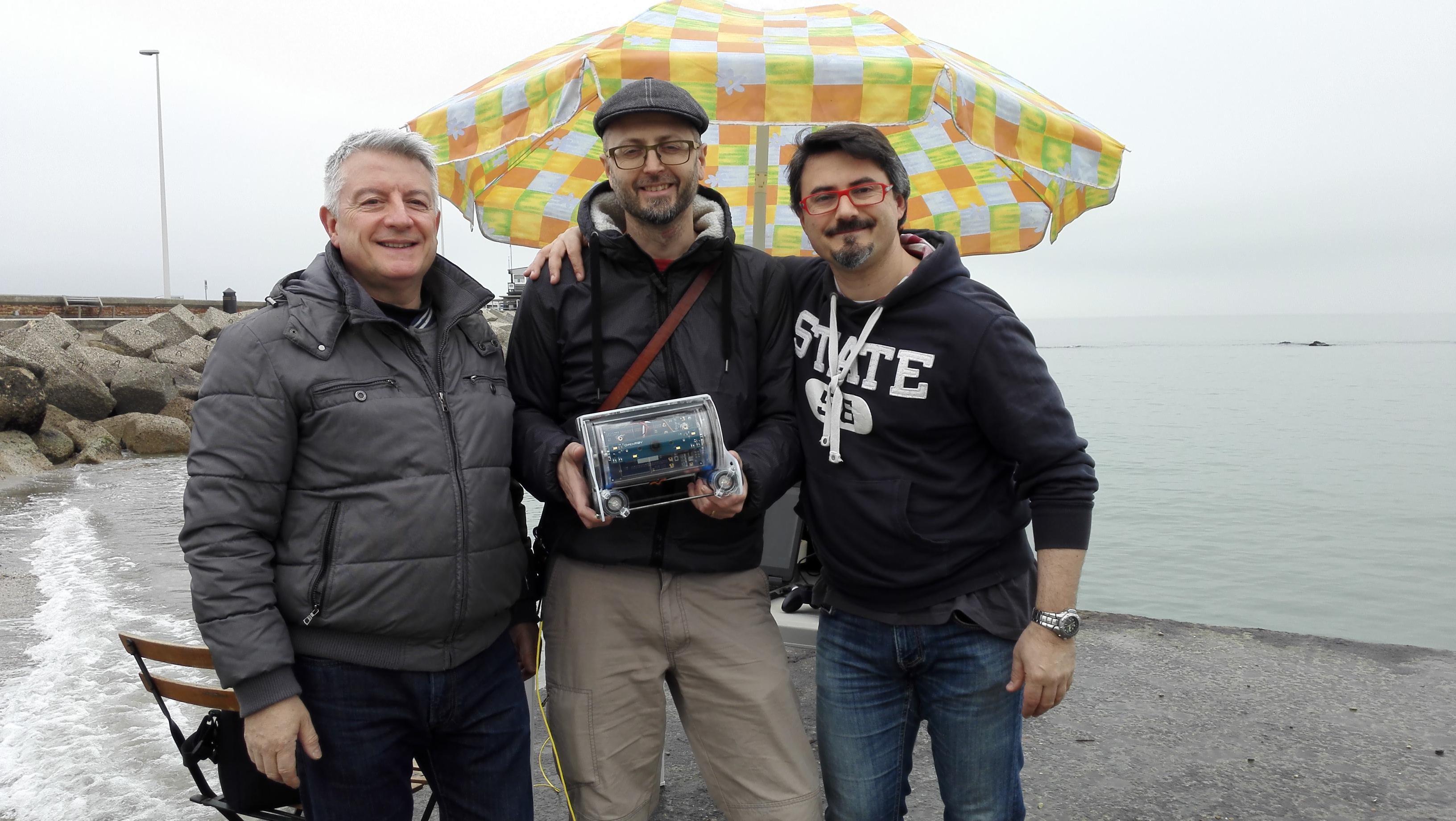 OpenROV in Italia