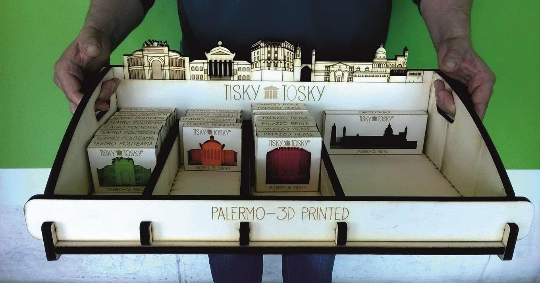 Souvenir 4.0 in collaborazione con Tisky Tosky®