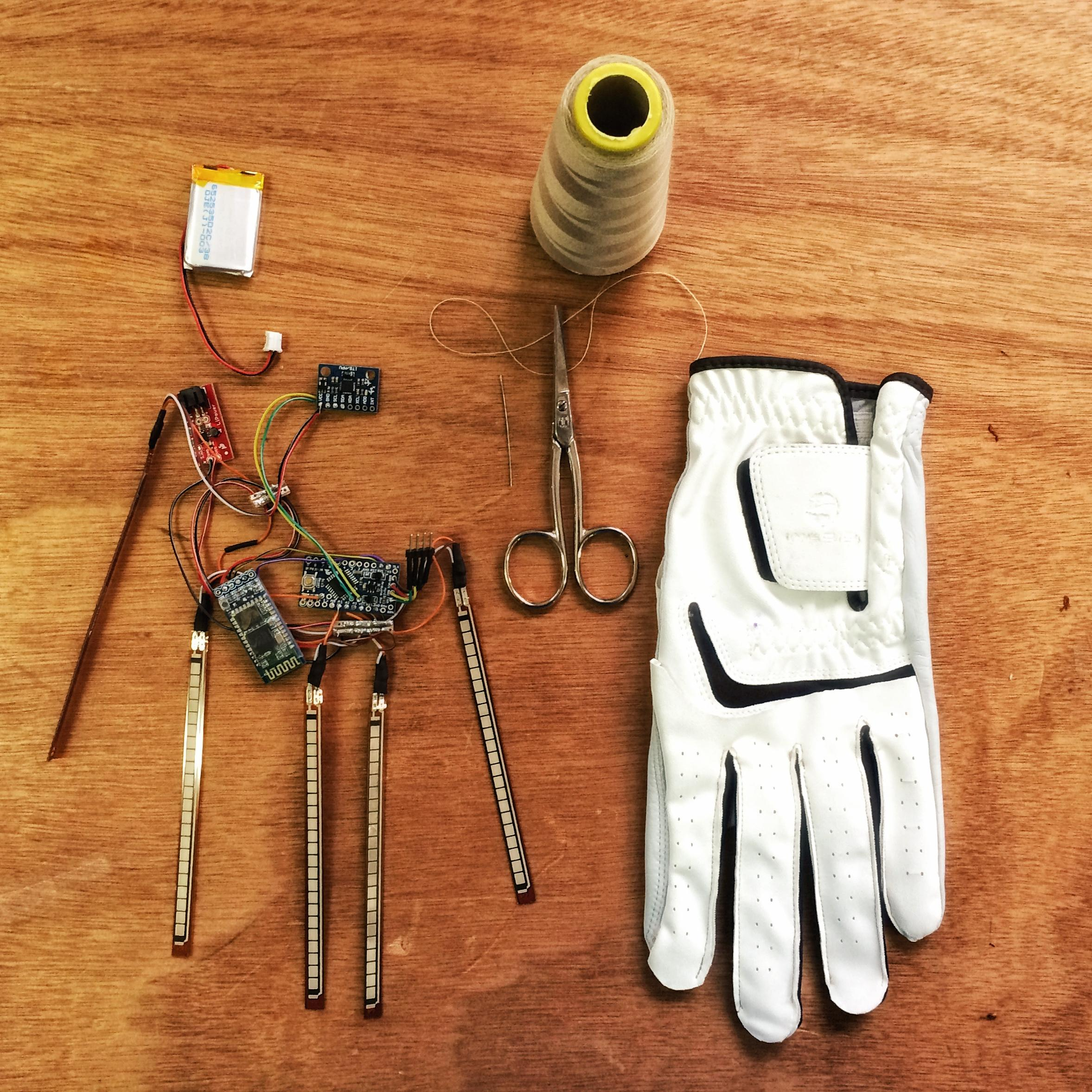 Re-Edu Glove: strumento di rieducazione propriocettiva