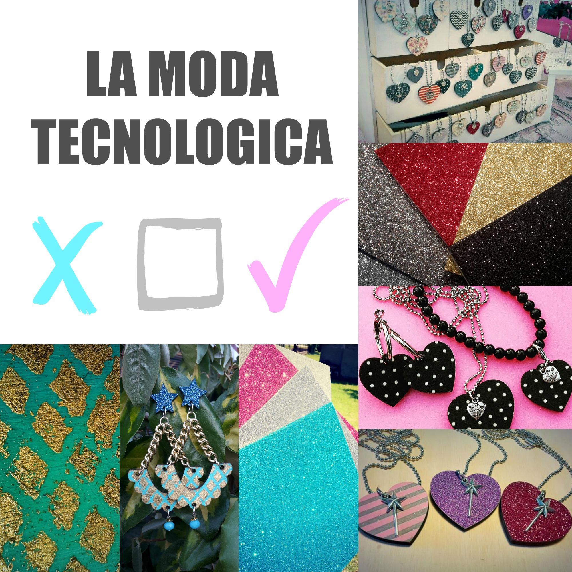 La moda tecnologica