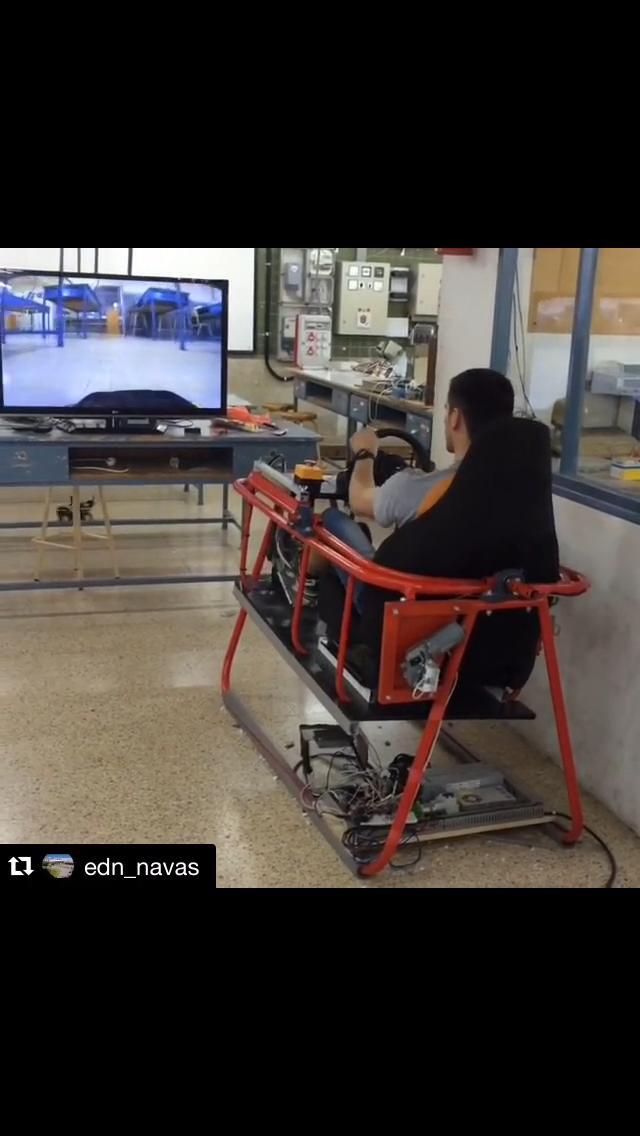 EDN Simulator Car