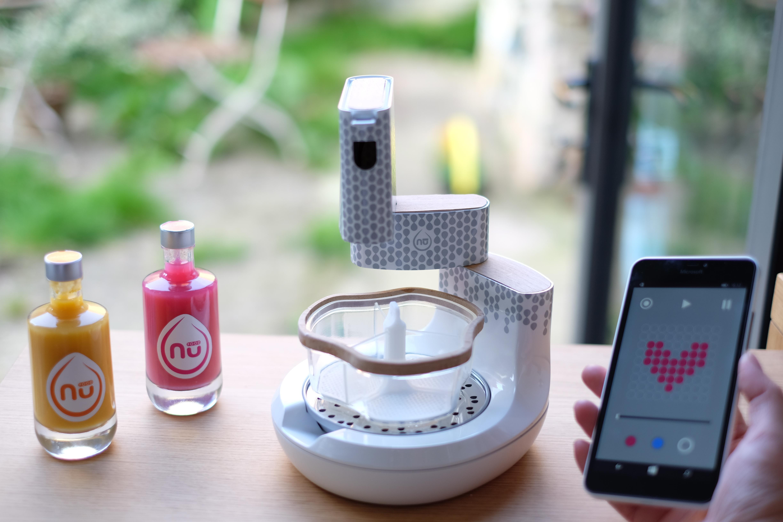 nūfood 3D printer