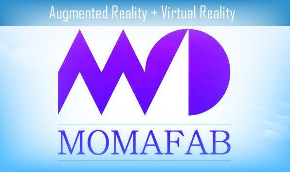 Momafab: Augmented Reality + Virtual Reality