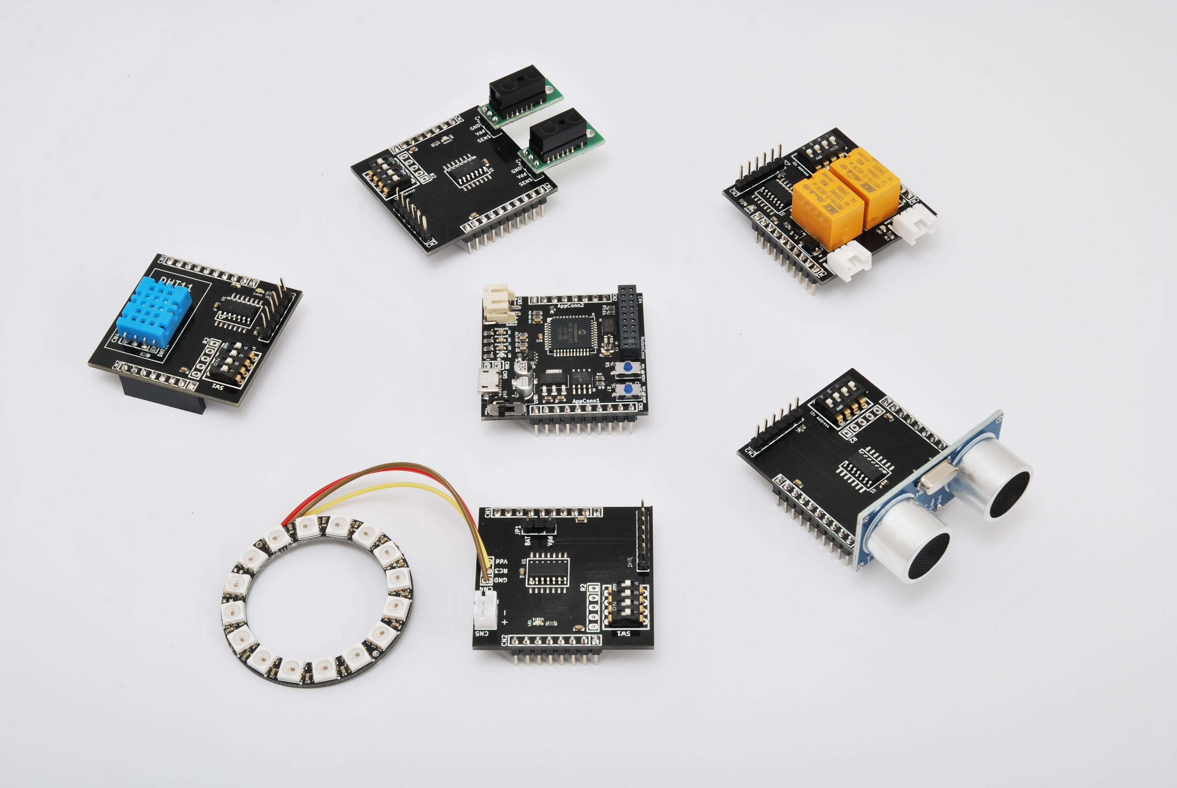 Mercury System - IoT modular development system