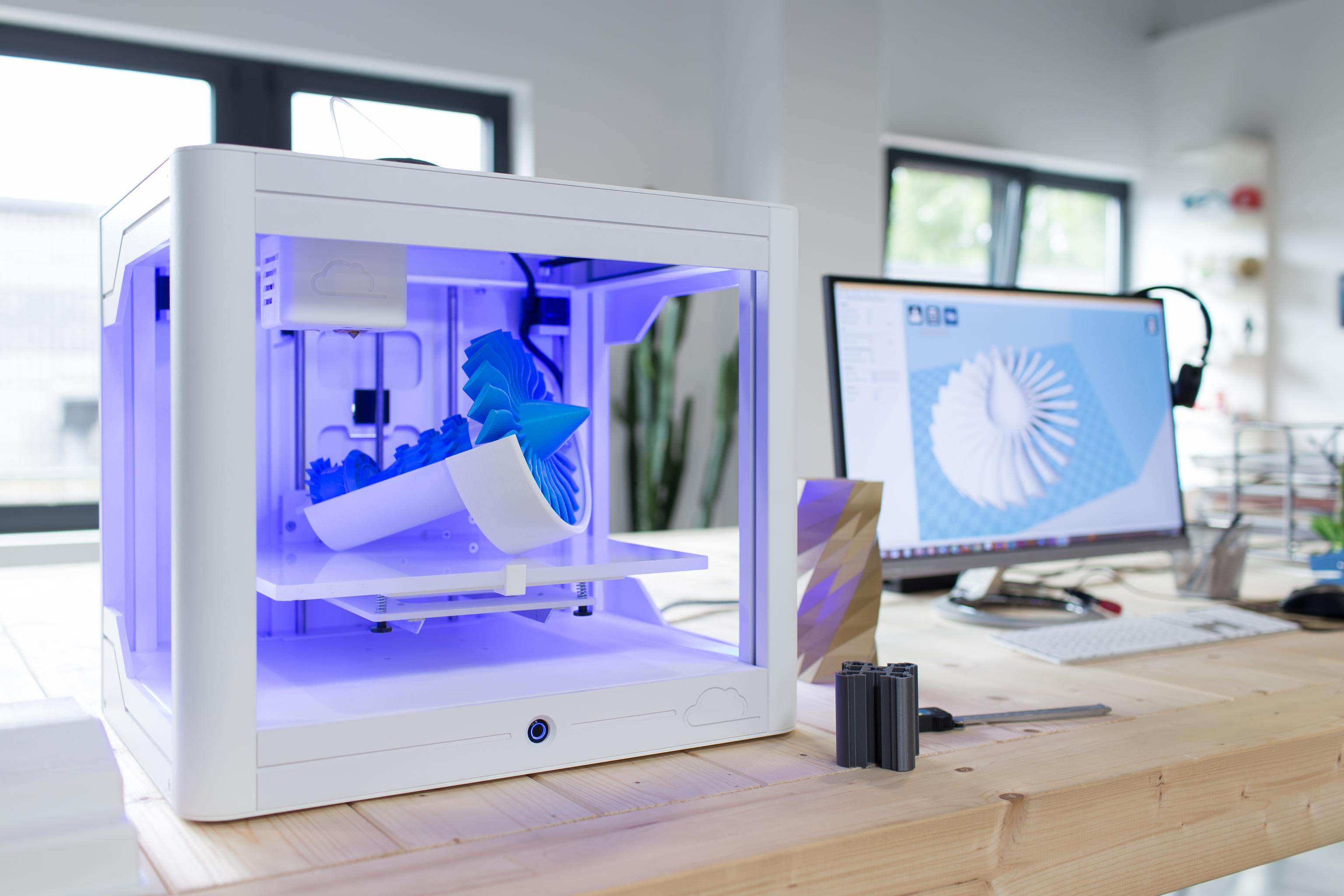 iNvent-One  3D Printer