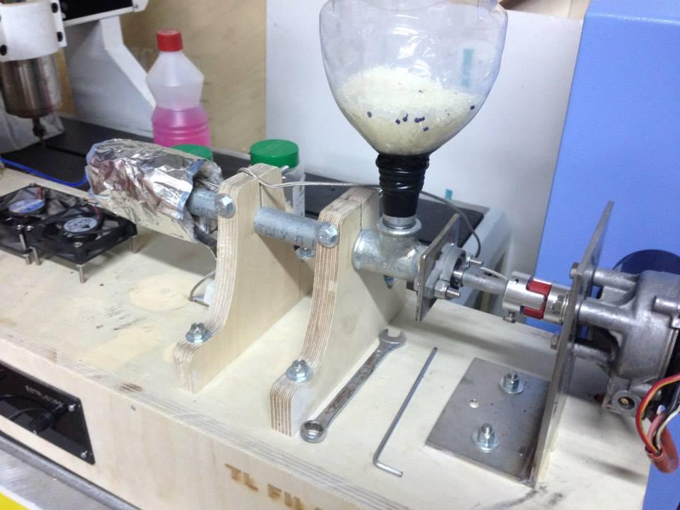 Dallo pneumatico al filamento 3D