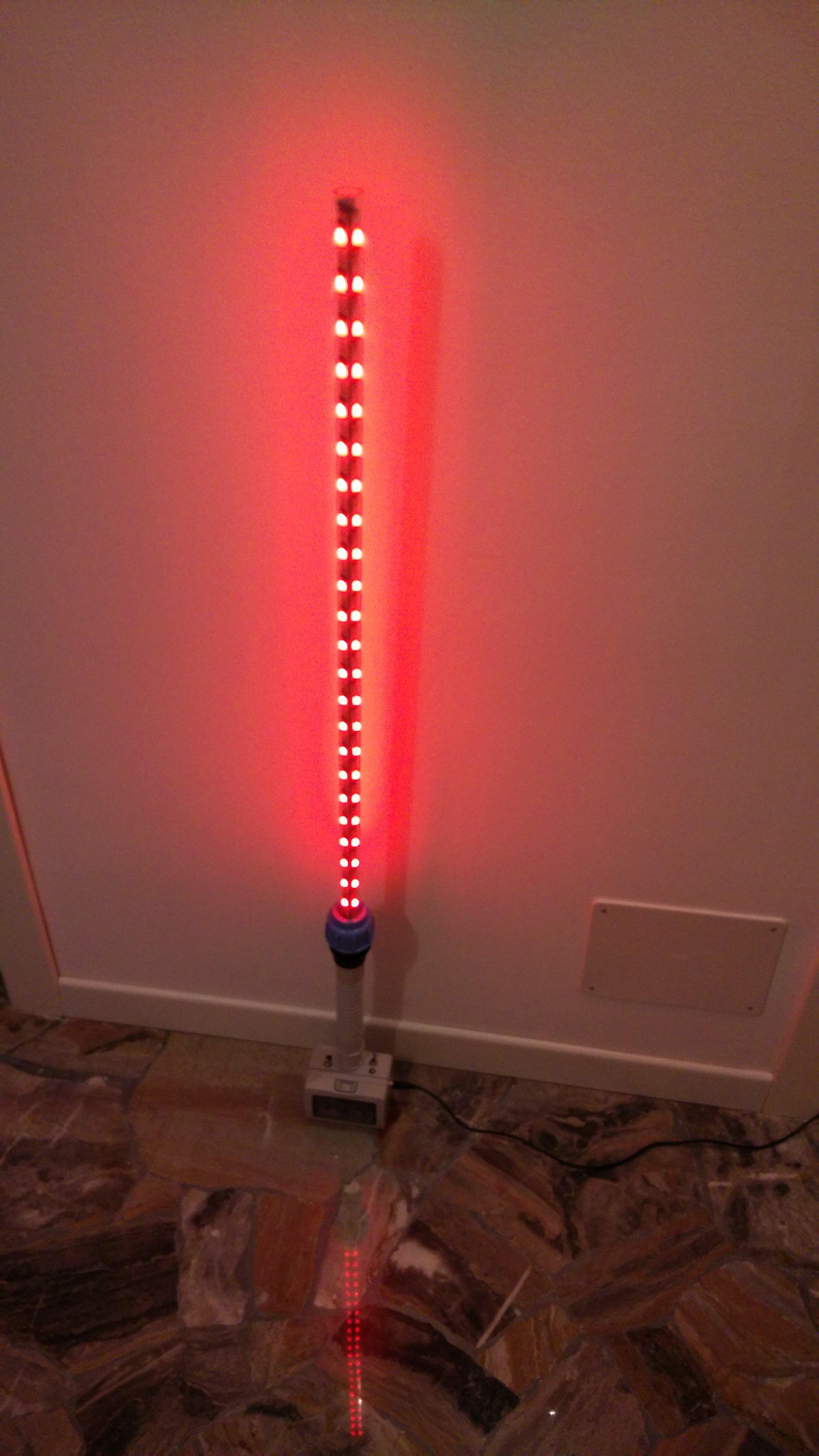 Interactive LightSaber