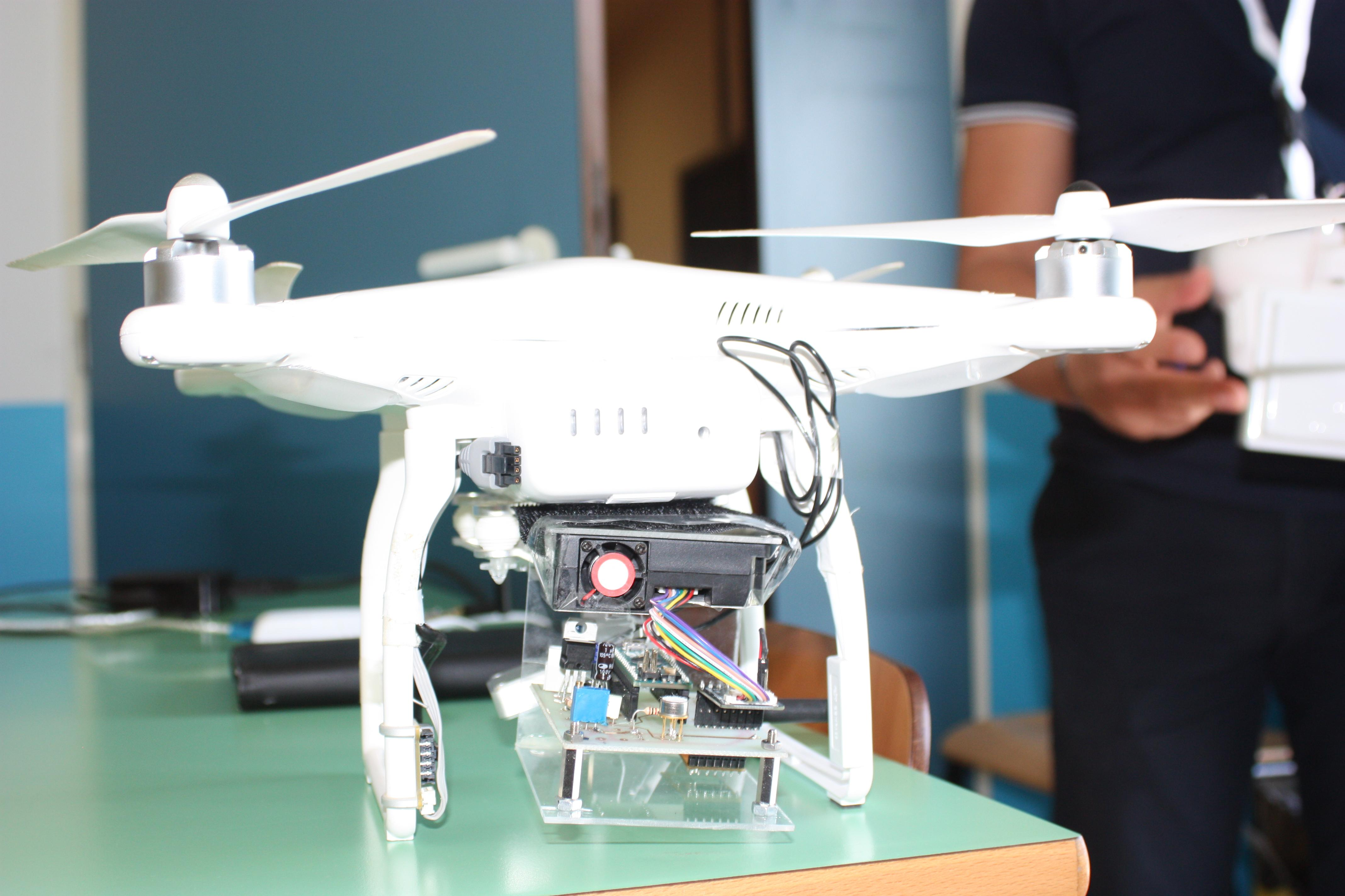 DRONE AIR QUALITY