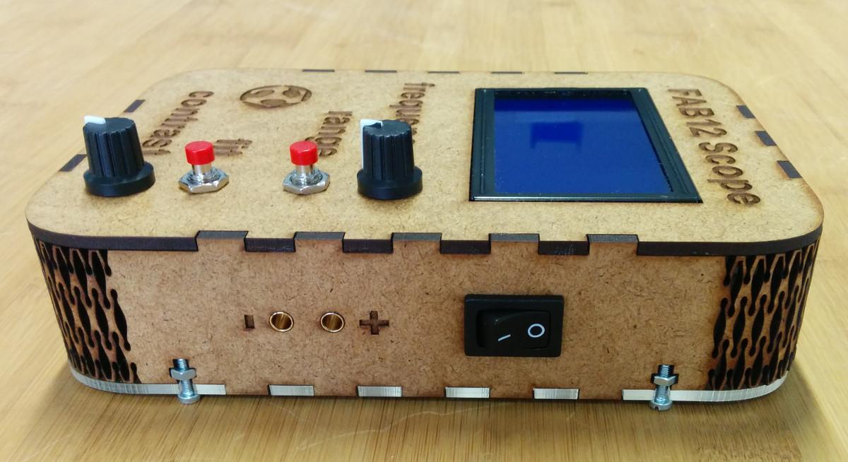 FAB 2.0 Oscilloscope