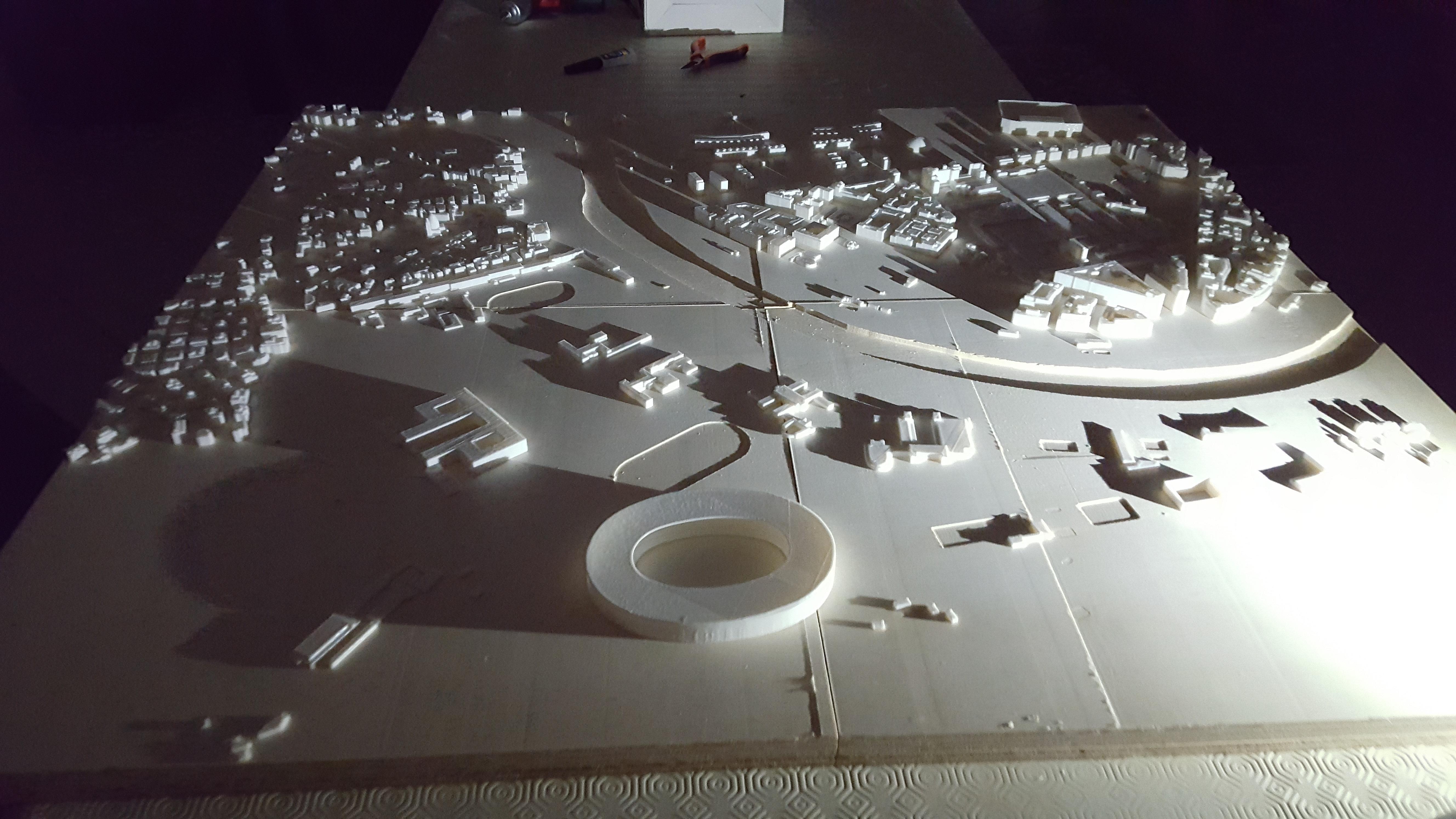 Roma in 3D