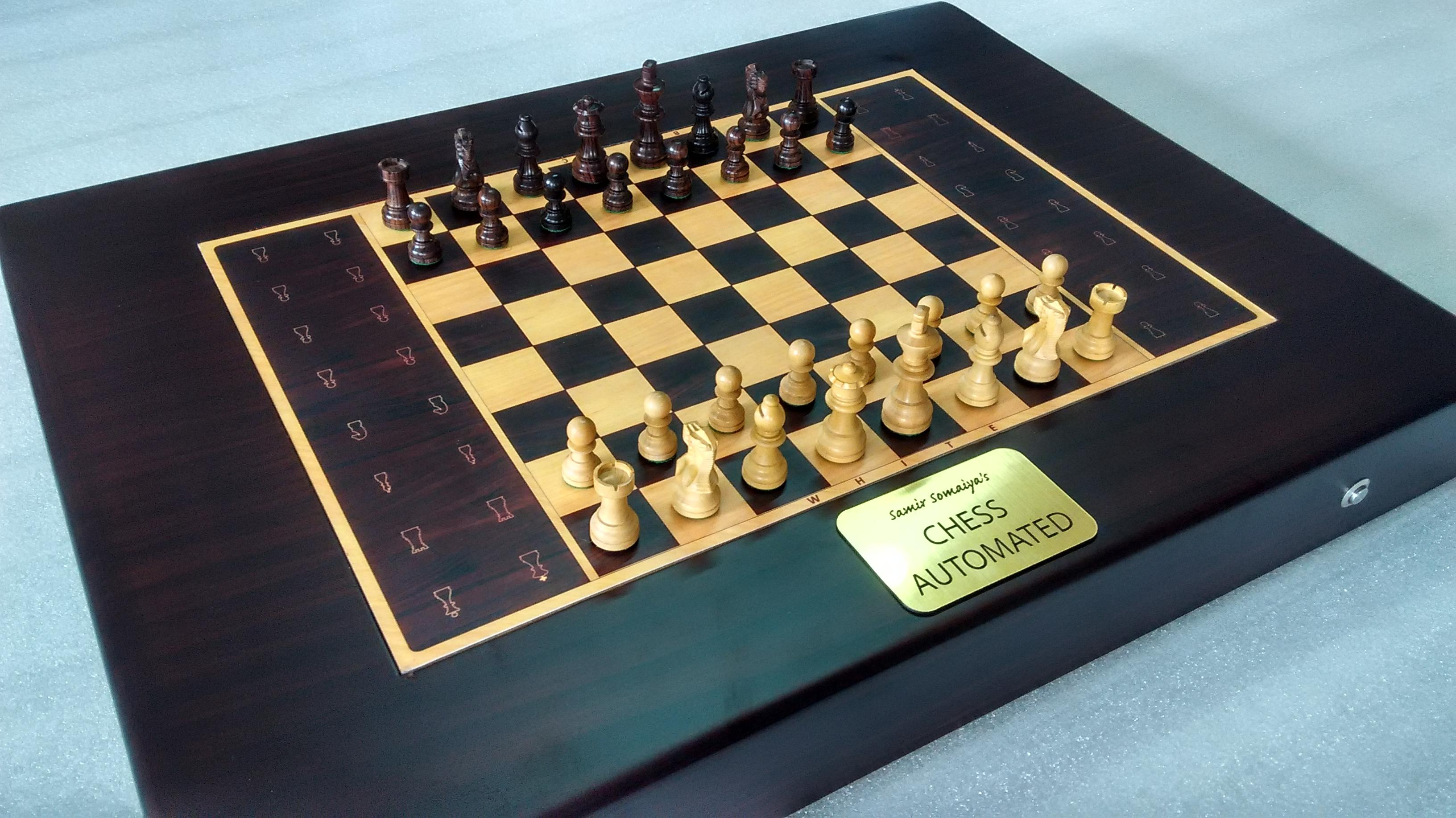 Chess Automated