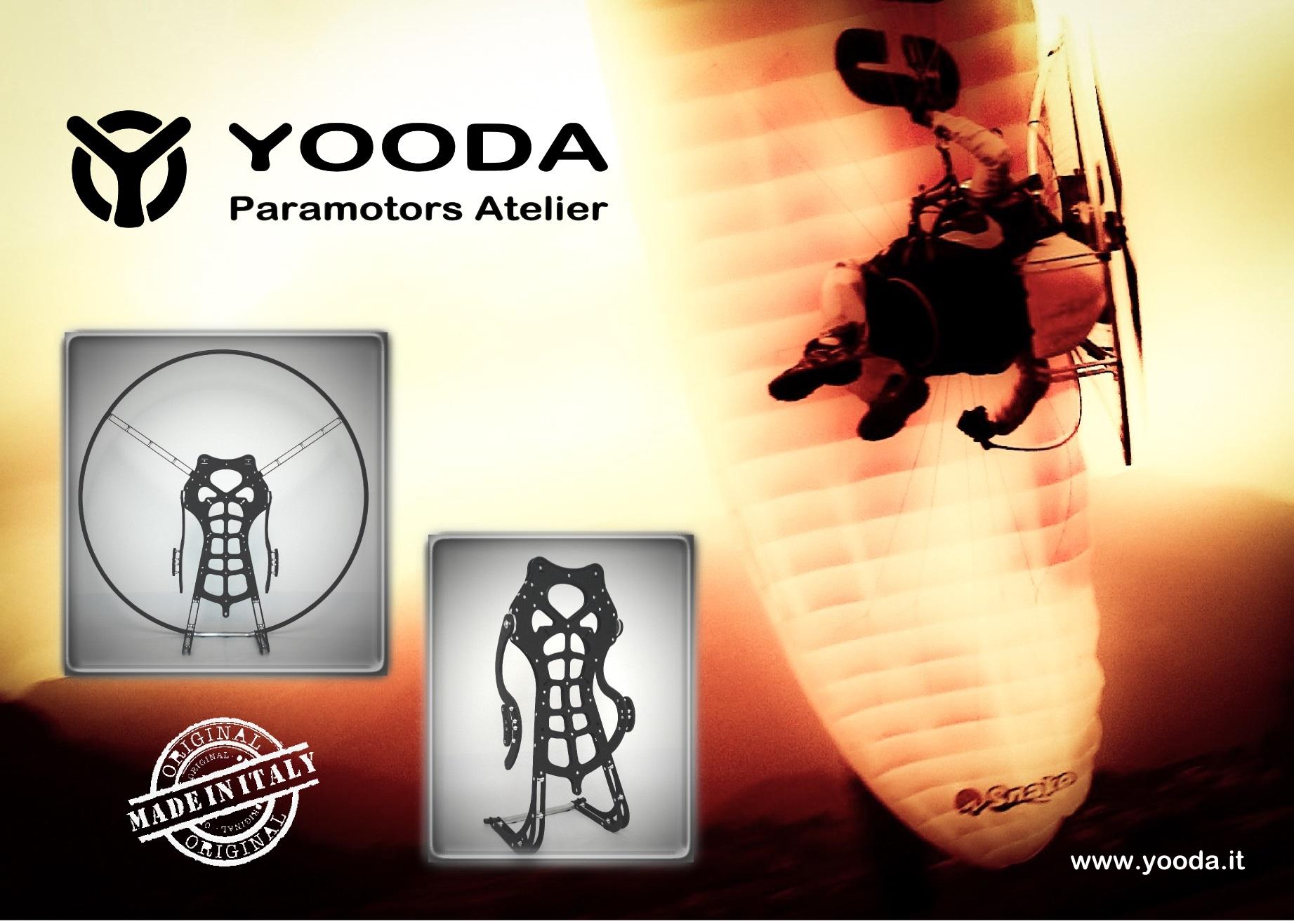 Yooda Paramotors Atelier