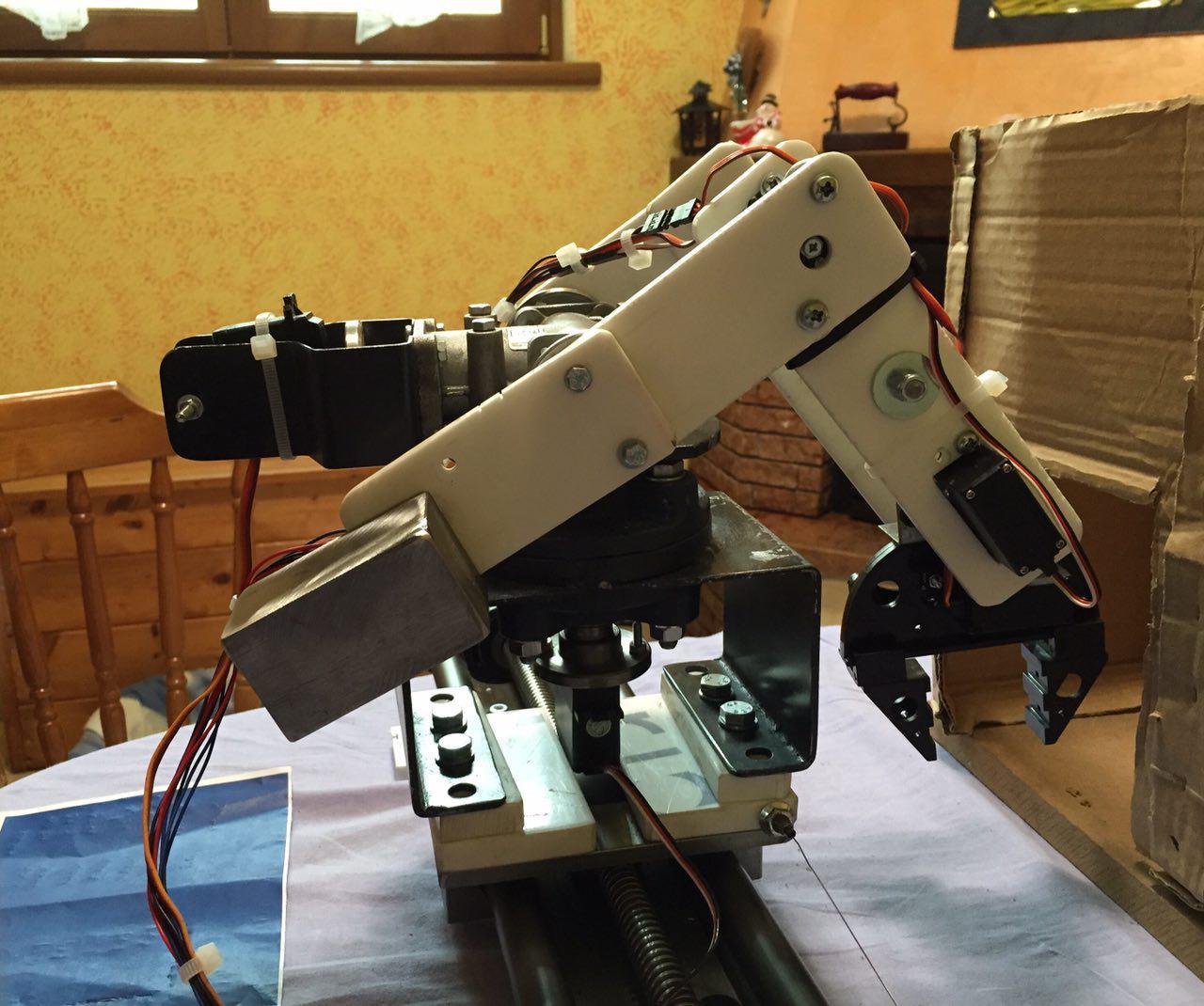 Willy: sistema di visione artificiale e automazione