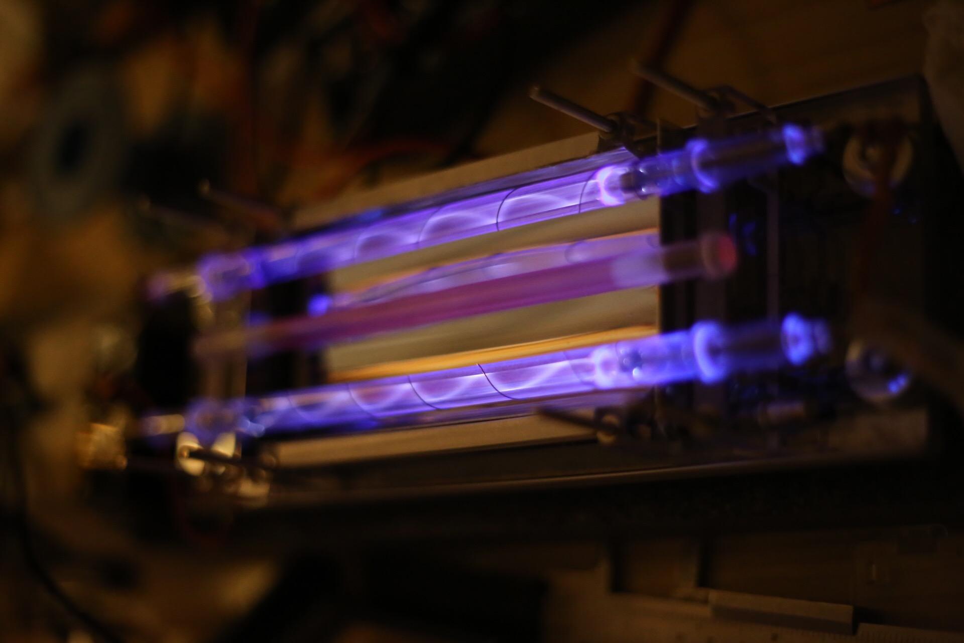 LaserBrewer - Piccoli Laser costruiti artigianalmente nel proprio garage e altri progetti...