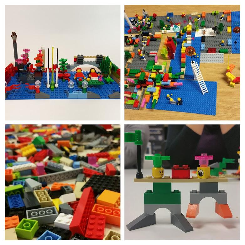 Lego® Serious Play®: We Build the Future Digital with LEGO® Bricks