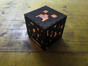 Mycraft, Build your Little Night Lamp