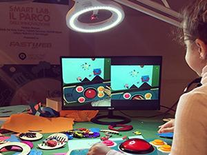 Spasso-uno, A Digital tool for Stop-motion animations