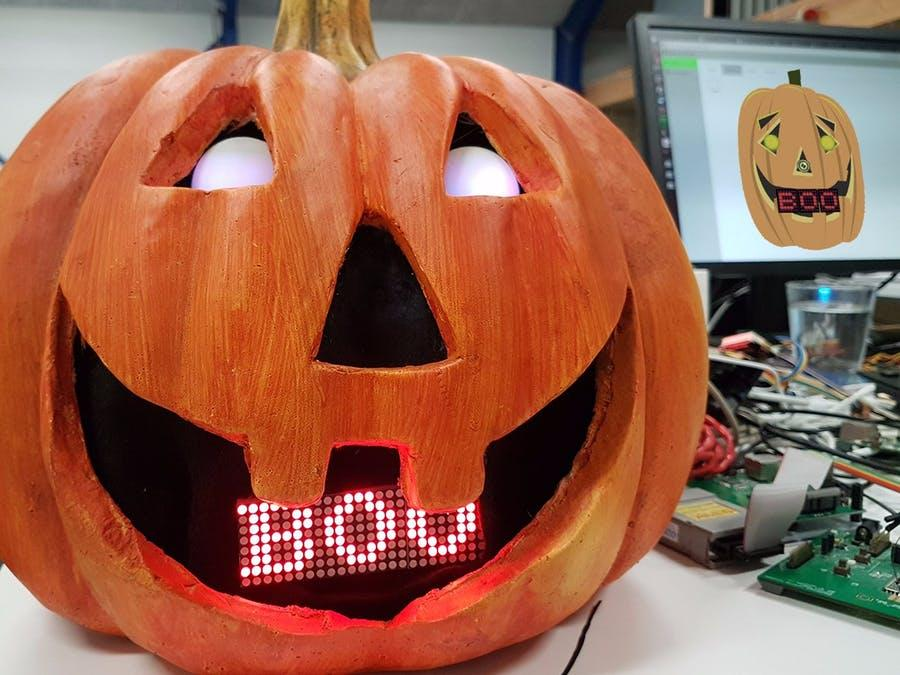 Pumpkin Pi: IoT Rapid Prototyping