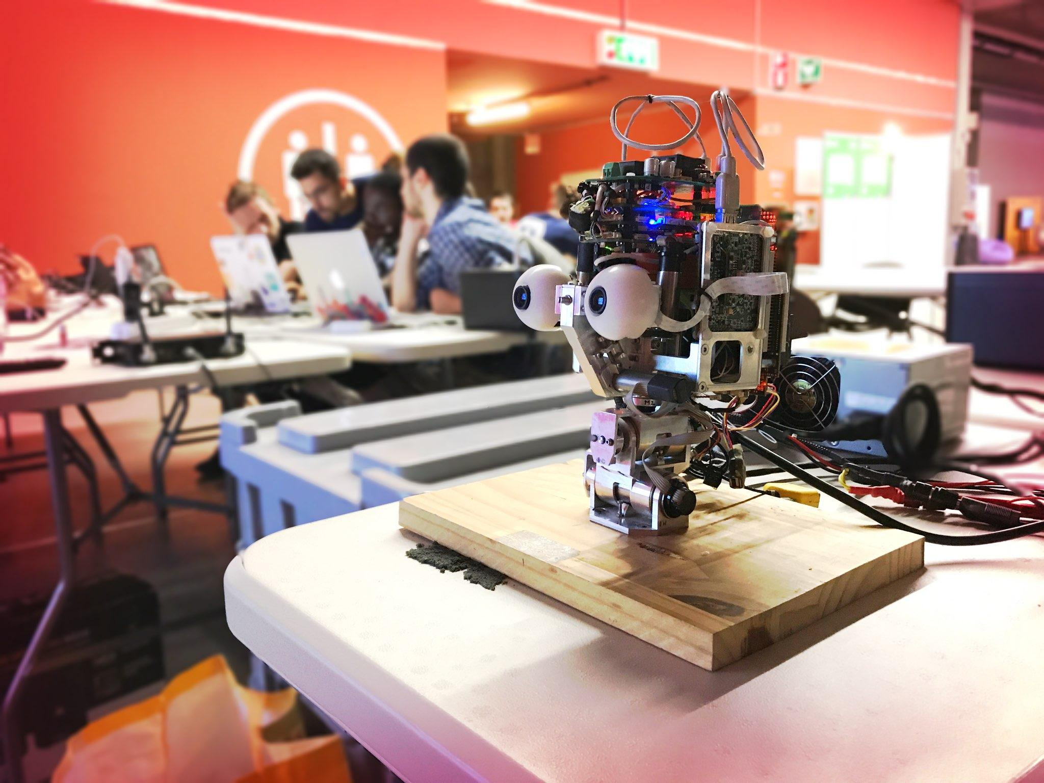 Easy Peasy Robotics