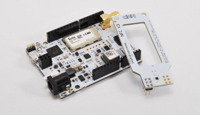 Arrow IoT Solutions form Maker