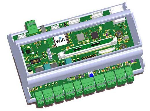 CM3-Home - Scheda per Home Automation basata su modulo industriale Raspberry PI CM3