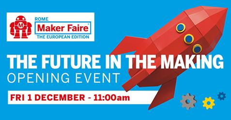 THE FUTURE IN THE MAKING – OPENING EVENT