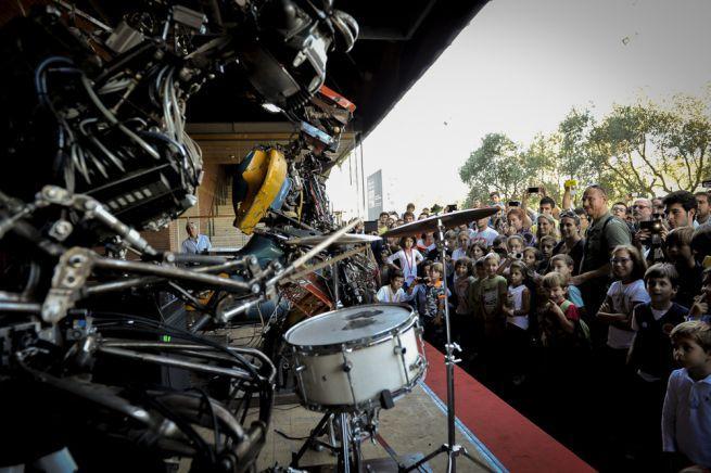 Robot Band