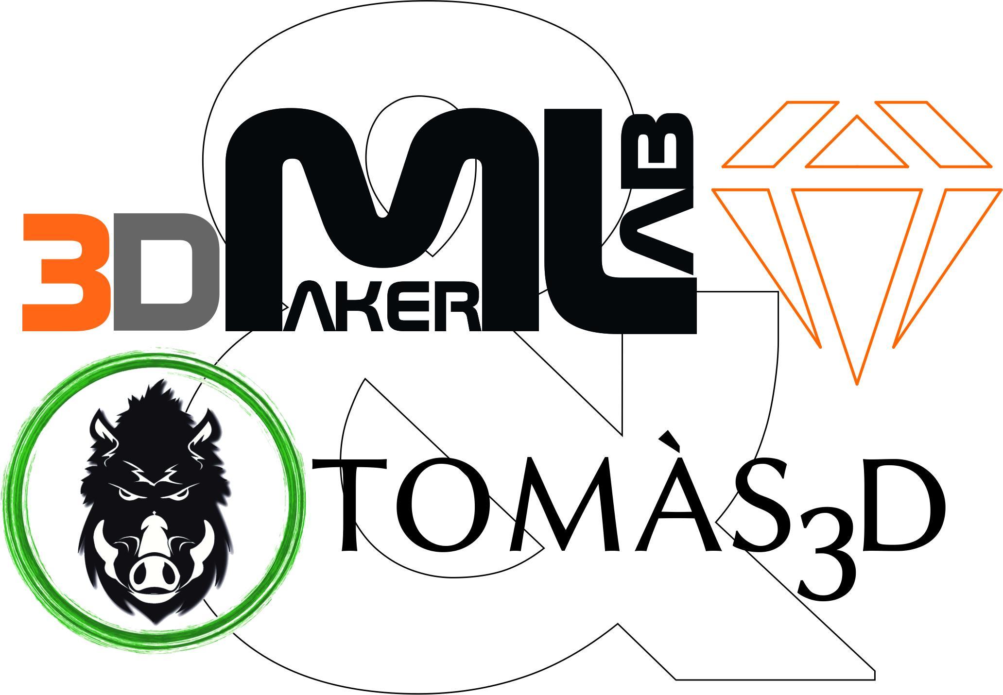 3DMakerLab - Tomàs3D