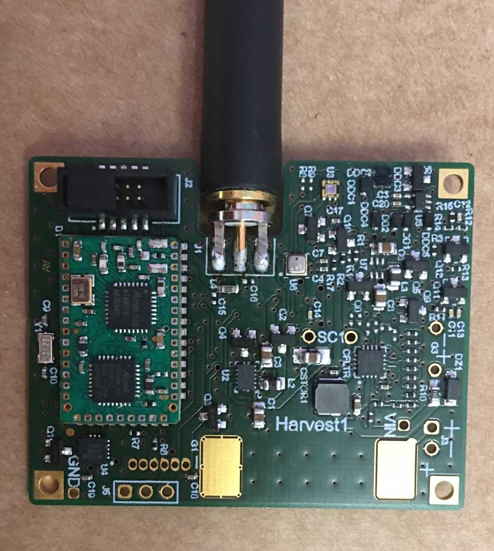 Harvest1 - Battery free IOT Air quality sensor