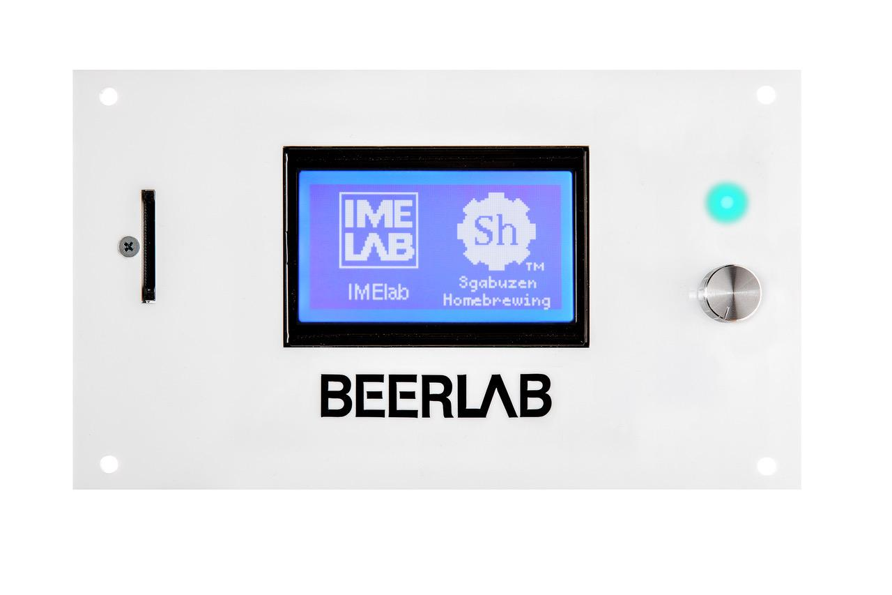 BeerLab - The Italian Homebrewing System