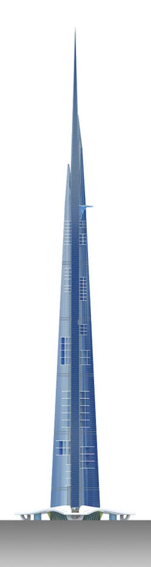 4m Kingdom Tower