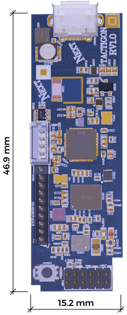 The Tactigon Wearable Gesture IoT Board