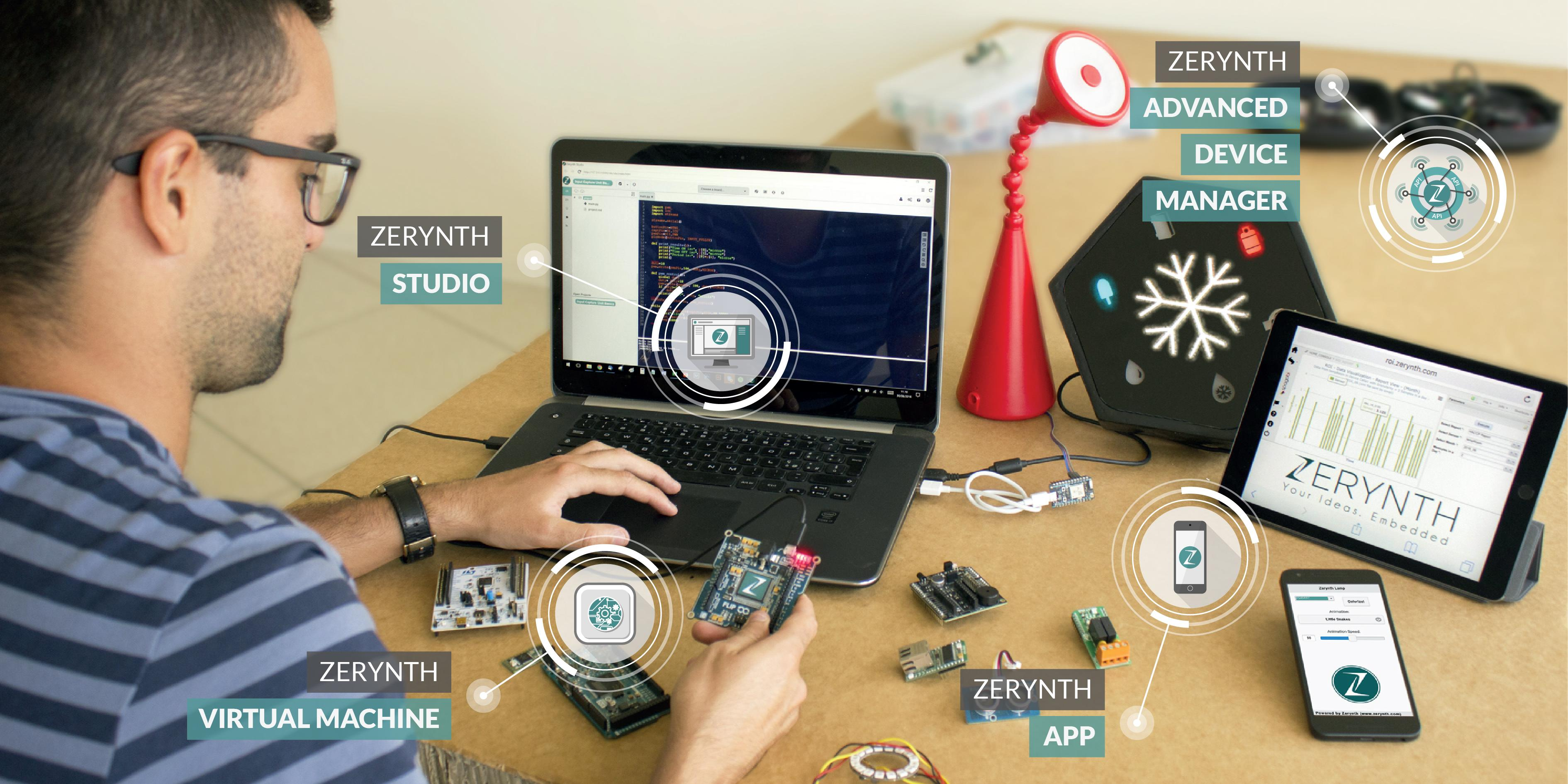 Zerynth - Python for Microcontrollers and IoT