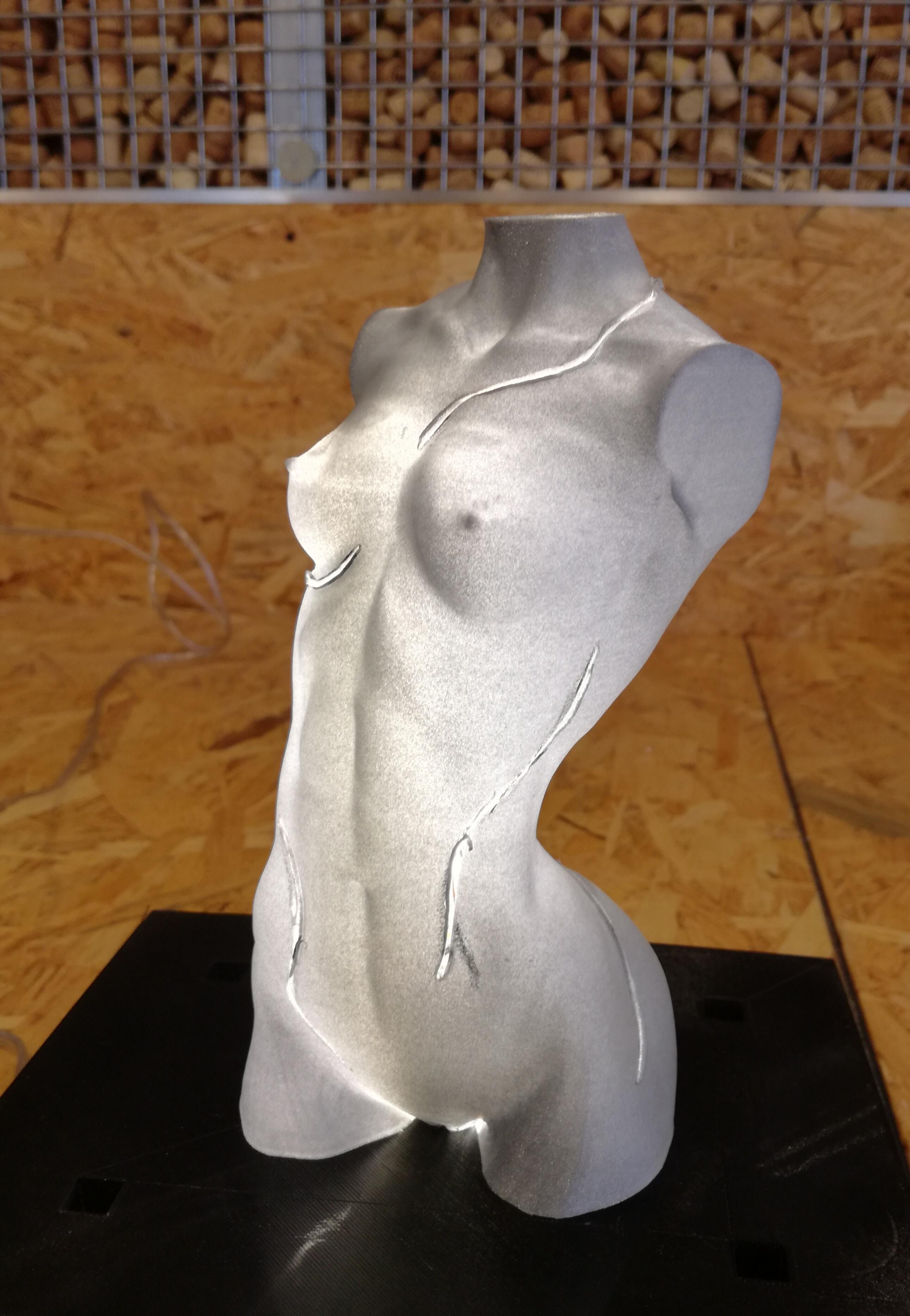 Body lamp