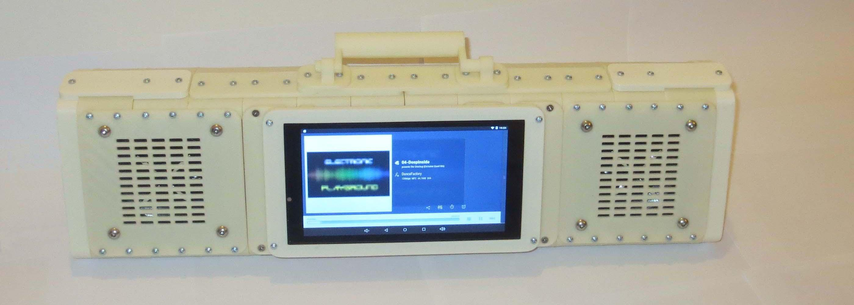 Android based sound system