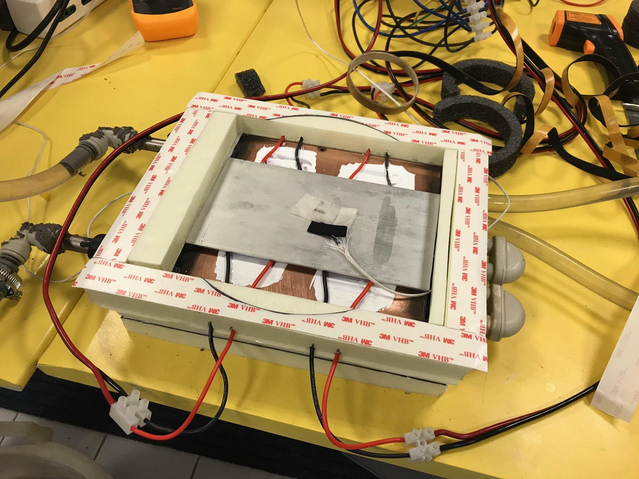 Camera a Nebbia (Cloud Chamber) Do-It-Yourself