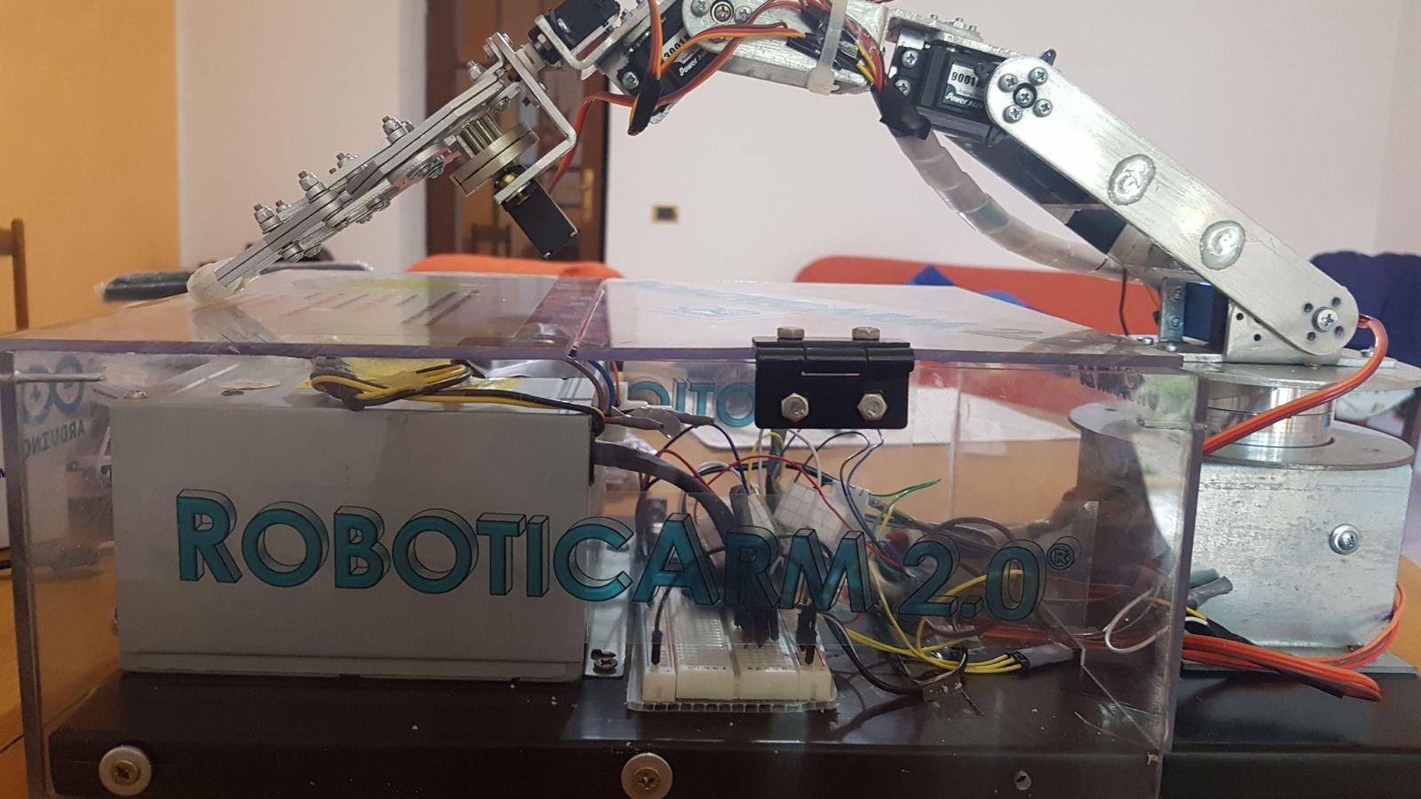 Mobile robots by Microcontroller technology