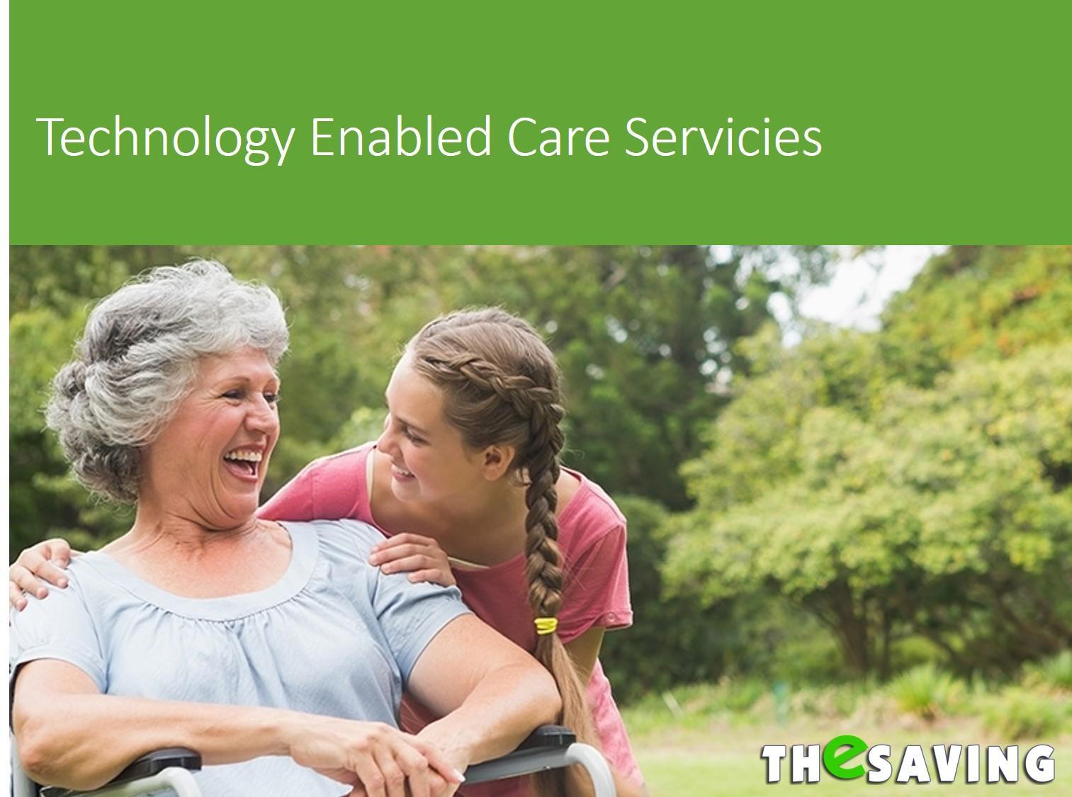 E-CARE : soluzione integrata per l'assistenza domiciliare da remoto.