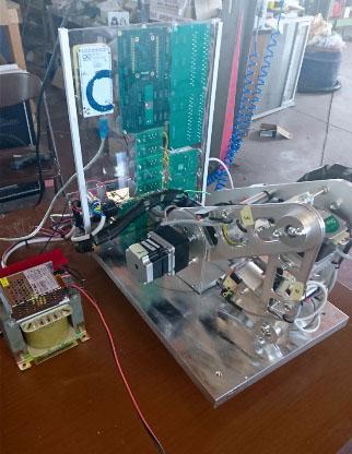Braccio robotico ad autoapprendimento