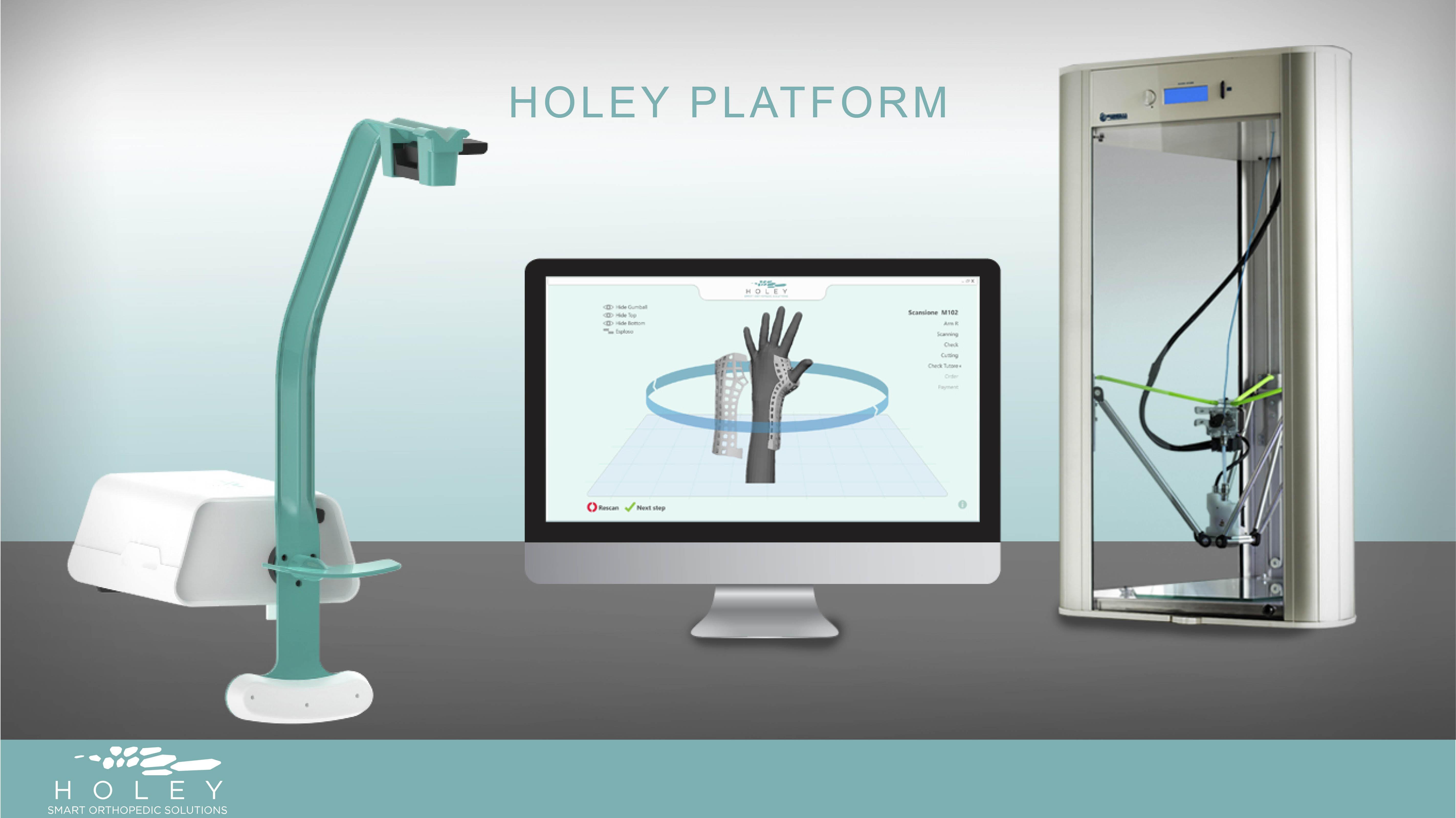 Holey Smart Orthopedic Solutions
