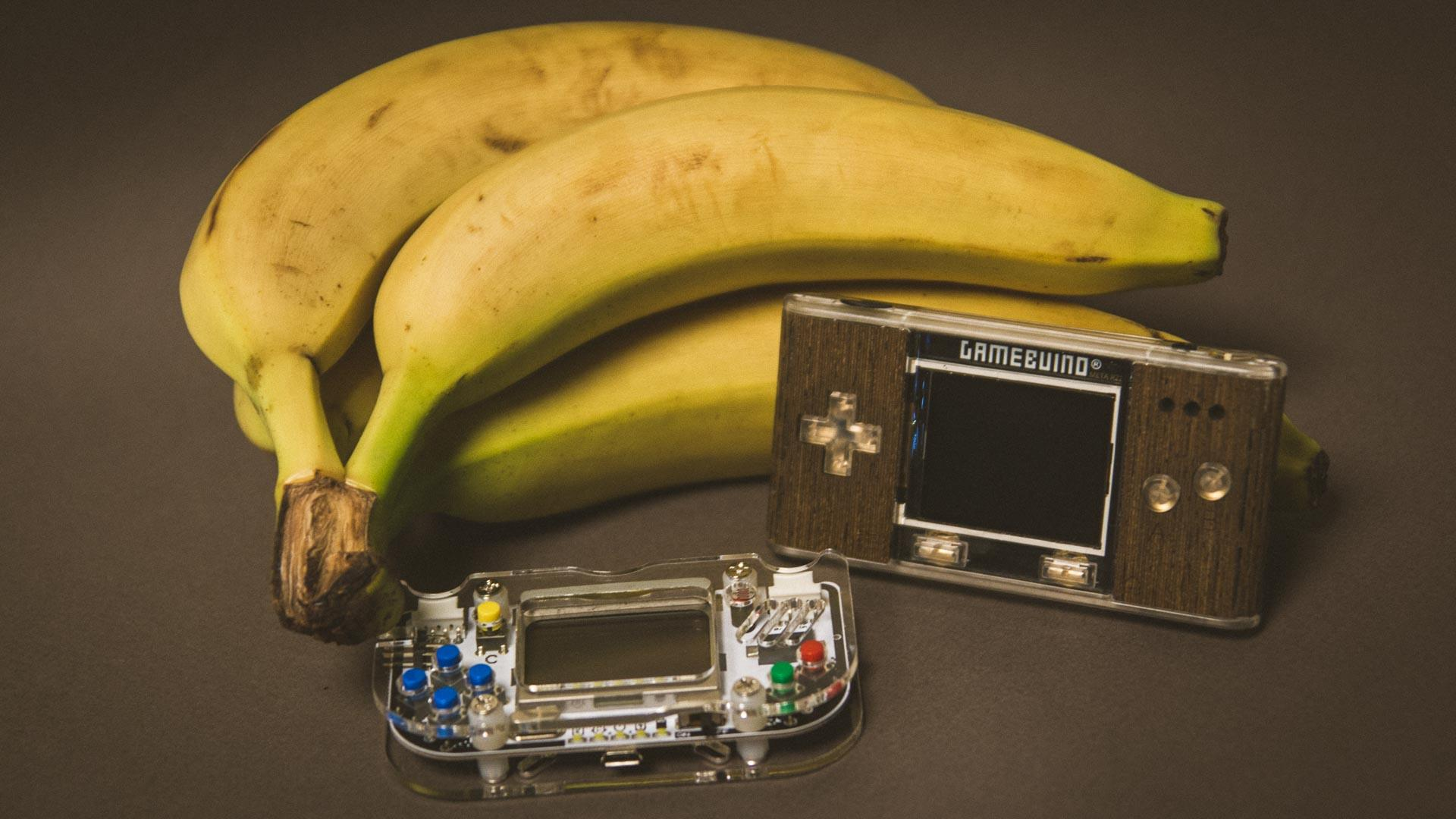 GAMEBUINO META : A retro console to make coding easy #opensource #madeinfrance