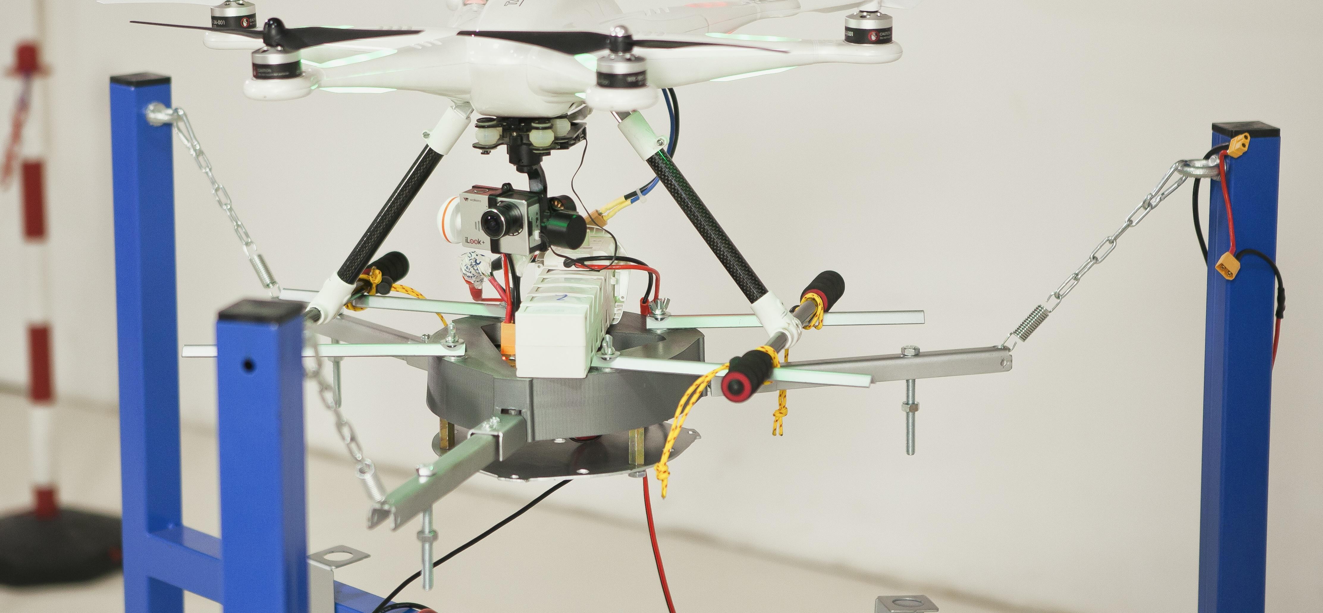 Costruisci uno strumento per la misura, l'analisi e la certificazione dei droni
