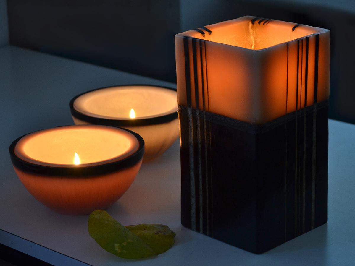ART-HOUSE CANDLE