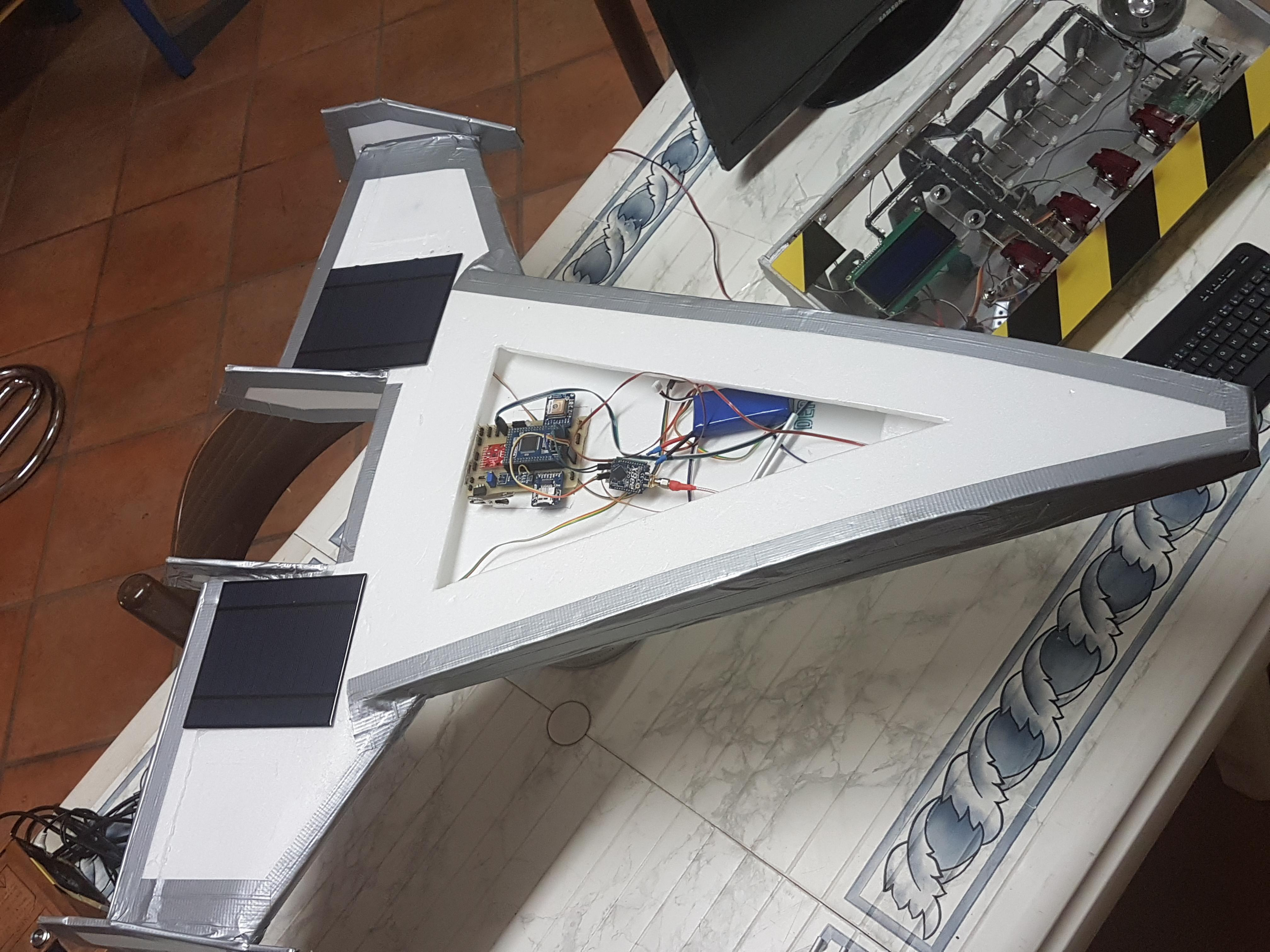 DeltaSat Project