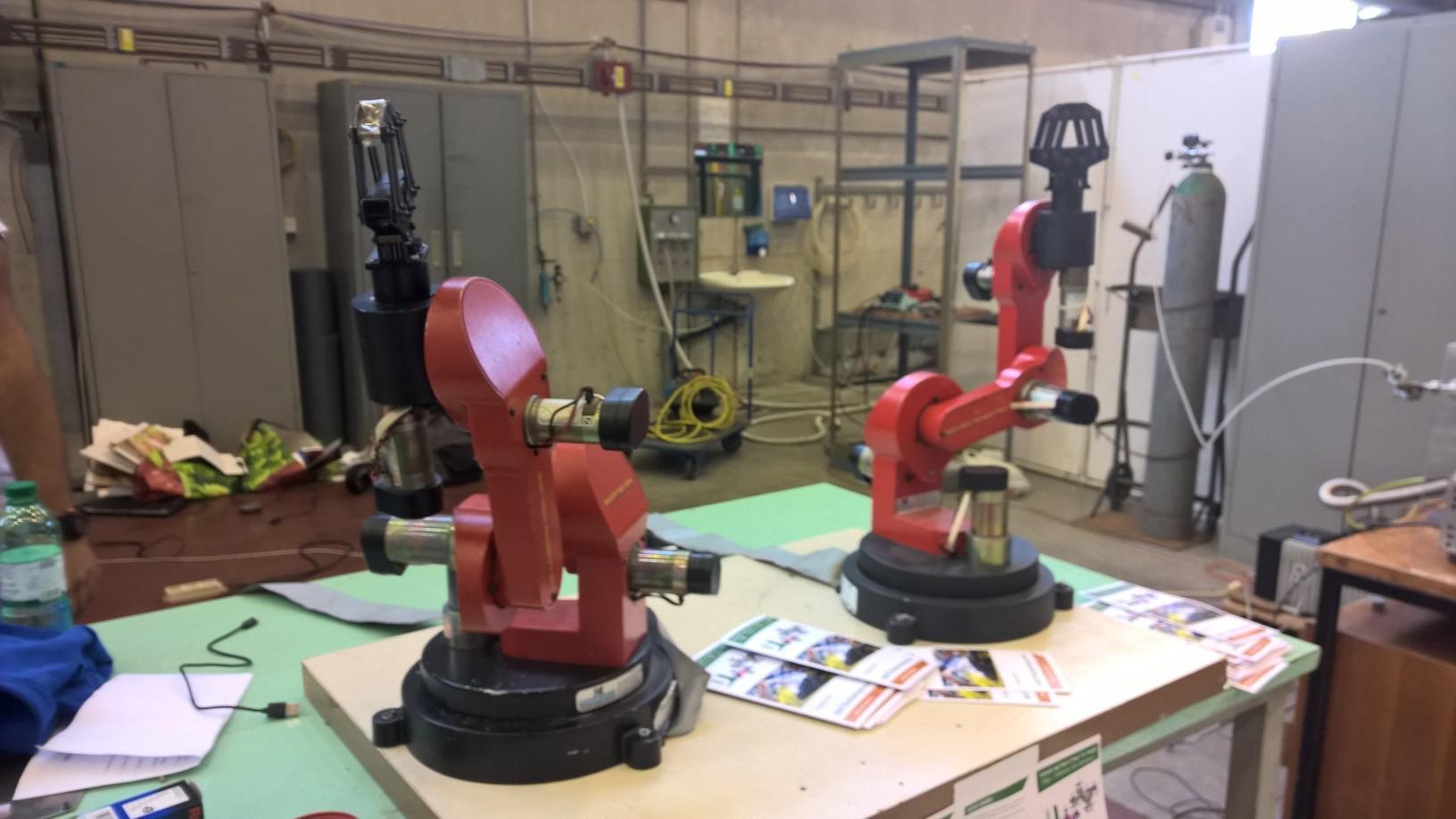 MARTe: from plasma fusion to robotics