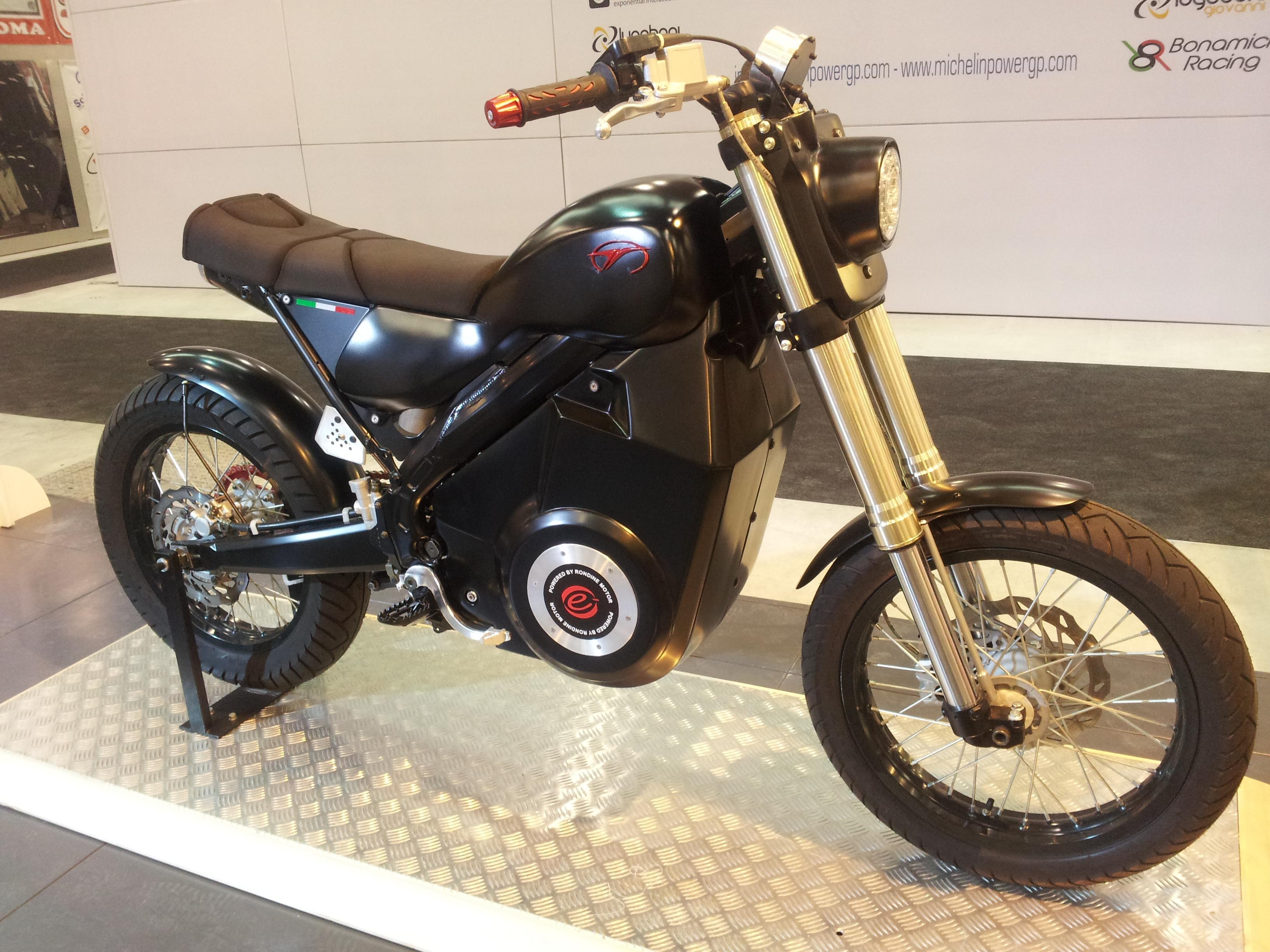 Rondine Motor electric motorcycles