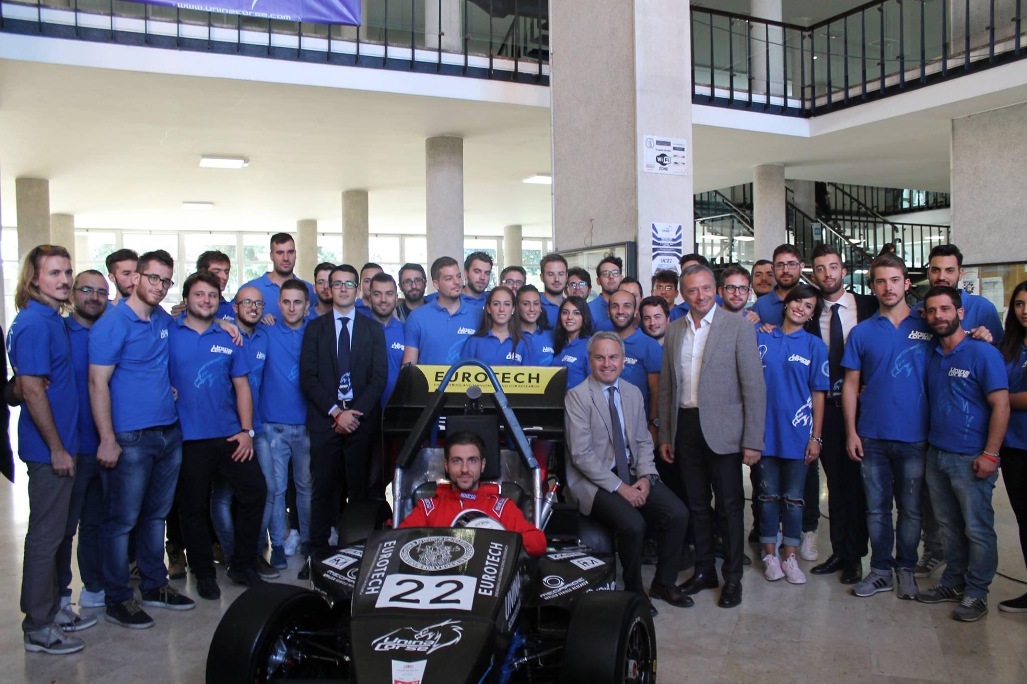 Esposizione dei progetti della Scuola Politecnica delle Scienze di Base e DIETI (SPSB-DIETI), Università Federico II Napoli