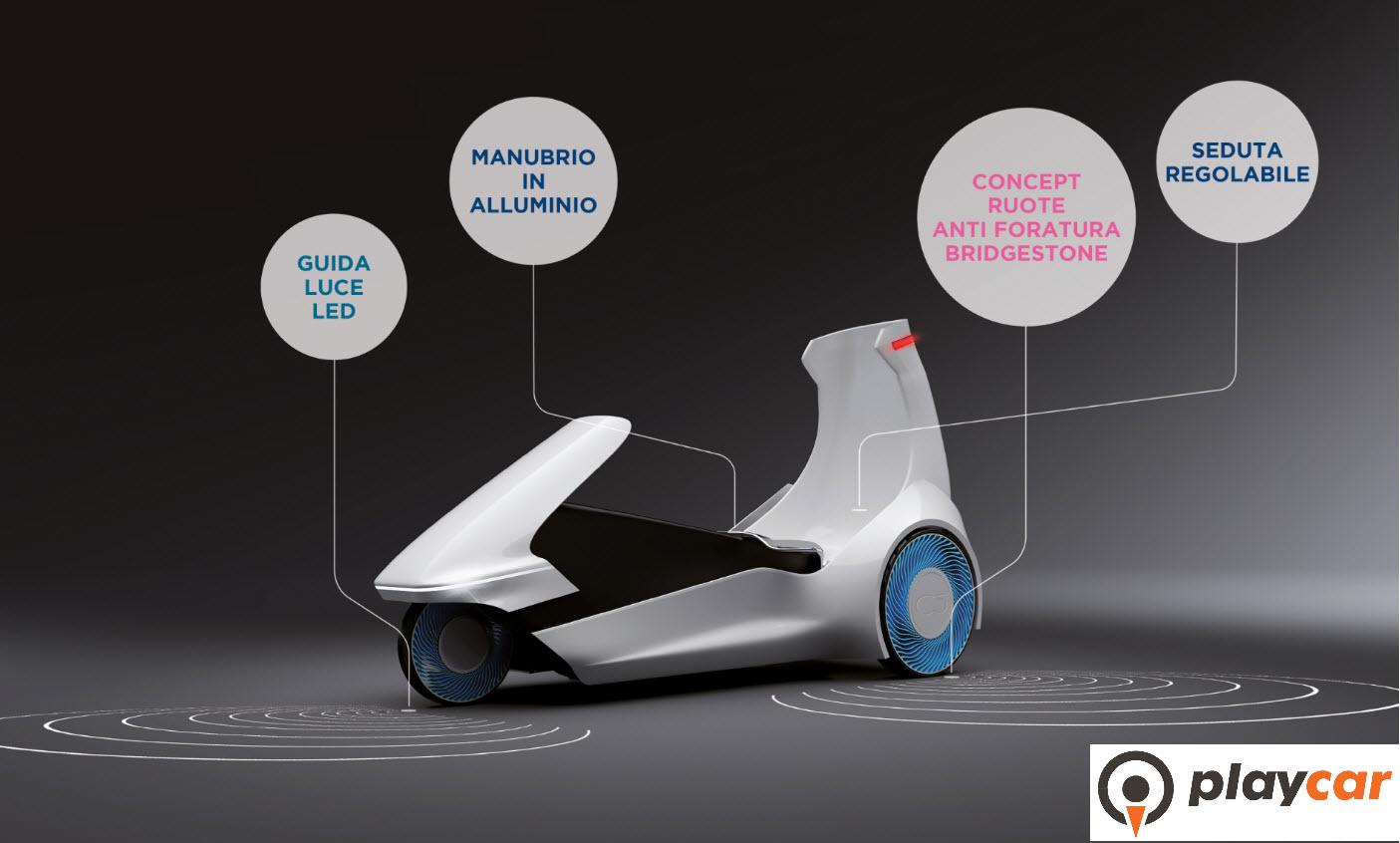 Playcar Playmoove Smart Mobility Innovation